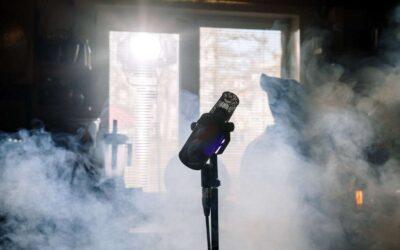 Odprowadzenie dymu z miejsca pożaru